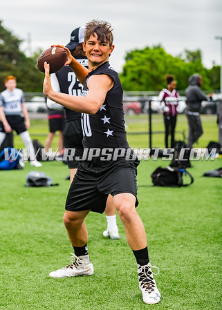 Austin Mages, Quarterback, Class of 2021, Perkins Tryon