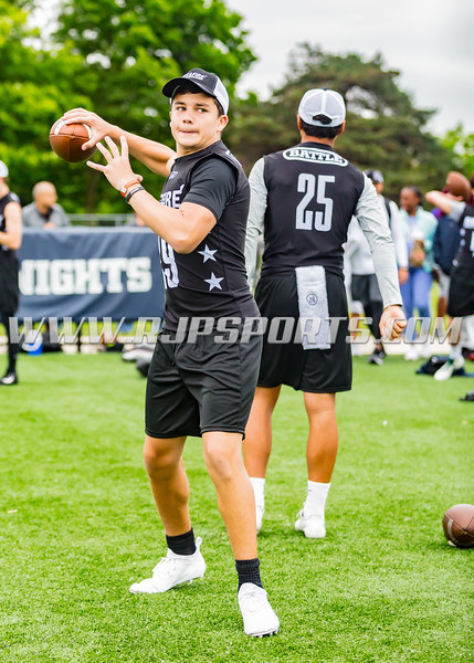 Maximus Assaad, Quarterback, Class of 2021, York High School