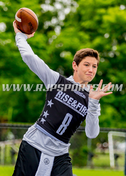 Parker Brown, Quarterback, Class of 2021, Wheaton Warrrenville South
