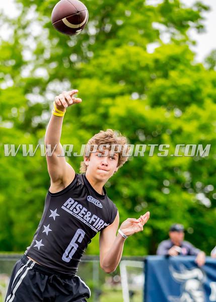 Tommy Rittenhouse, Quarterback, Class of 2021, St. Francis High School Wheaton, IL