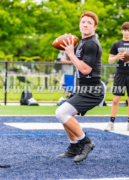Cody Rogers, Quarterback, Class of 2021, Patriot HS
