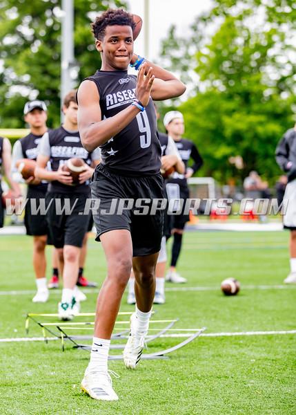 Cobb Kaden, Quarterback, Class of 2022, Fenwick HS