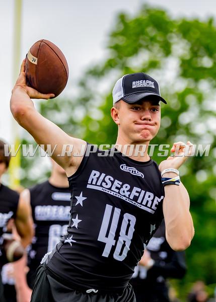 Addison Taylor-Coquillard, Quarterback, Class of 2021, Ann Arbor Skyline