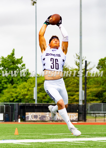 Leo Ruiz, Jr., Wide Receiver, Harlem High School