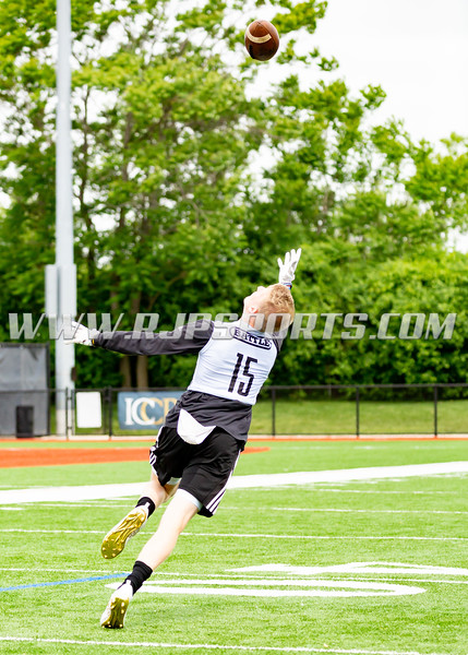 Alex Siebens, Wide Receiver, Dekalb high school