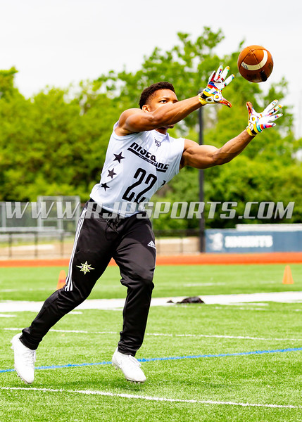 Marc Wallace, Wide Receiver, Bolingbrook High School