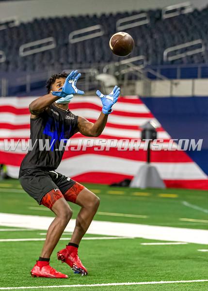Desmond Brody, Defensive Back / Line Backer, Dallas, TX