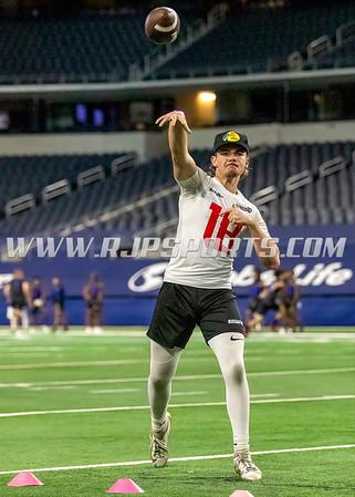 Grant Miller, Quarterback, 2021, Torrance, CA