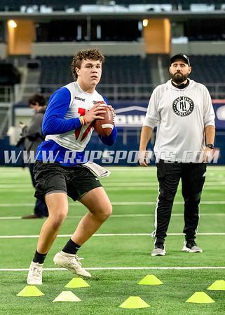 Jay Lemenager, Quarterback, 2021, Clifton, IL