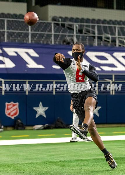 Brandon Rogers, Quarterback, 2022, Highland Park, IL