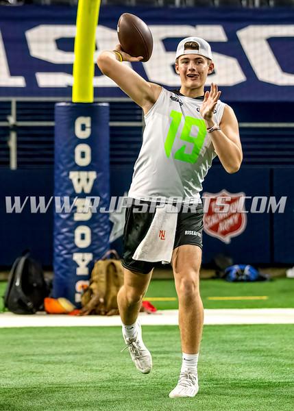 Casey Giemzik, Quarterback, 2024, Homer Glen, IL