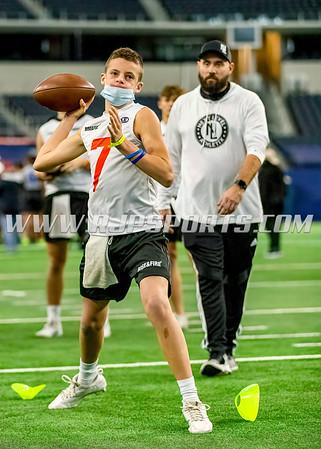 Cade Trotter, Quarterback, 2024, Dallas , TX