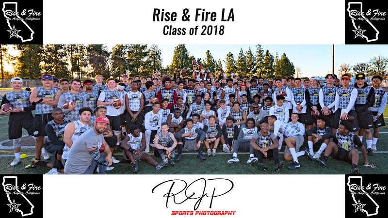 Rise and Fire LA 2018