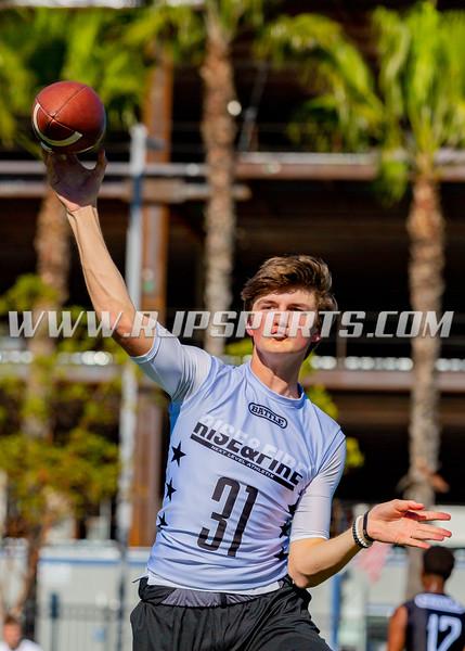 Ethan Grady, Quarterback, 2021