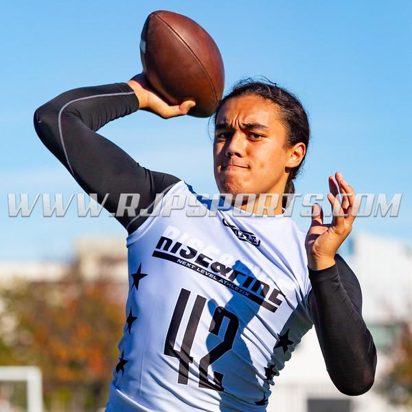 Ala Mikaele, Quarterback ,2020