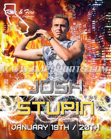 Josh Stupin, Quarterback, 2020