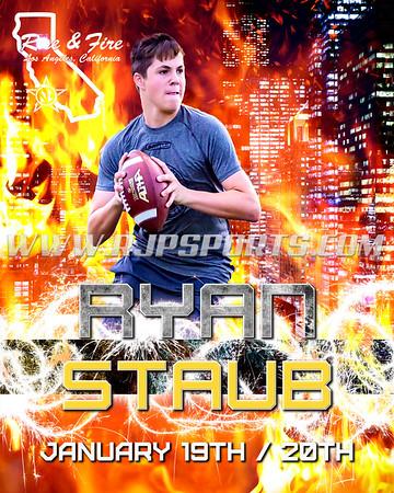 Ryan Staub, Quarterback, 2022