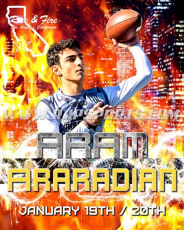 Aram Araradian, Quarterback, 2021