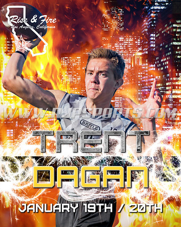 Trent Dagan, Quarterback, 2021