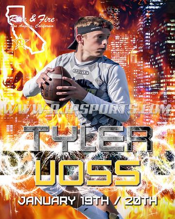 Tyler Voss, Quarterback, 2022