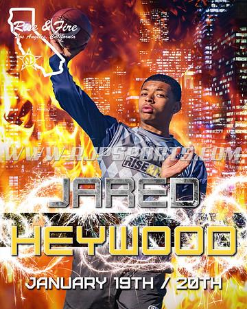 Jared Heywood, Quarterback, 2020