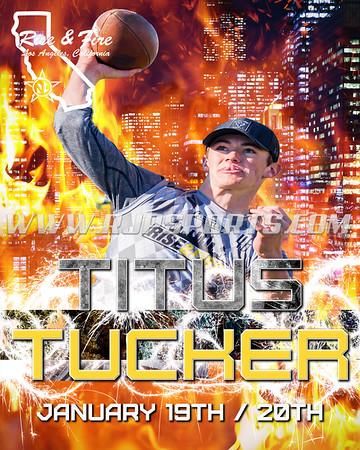 Titus Tucker, Quarterback, 2021