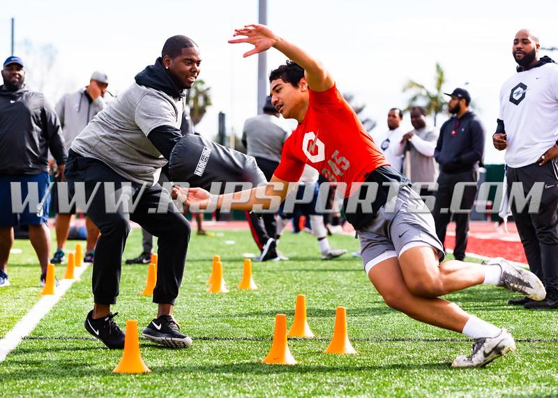 Quinn Potts, Defensive Back, Dominguez, CA, 2020