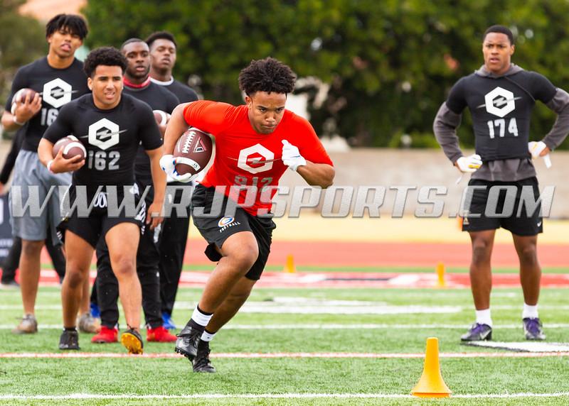 Elijah Gilliam, Linebacker, Merced, CA, 2020