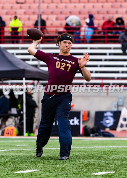 Marco Siderman, Quarterback, Westlake, CA, 2020