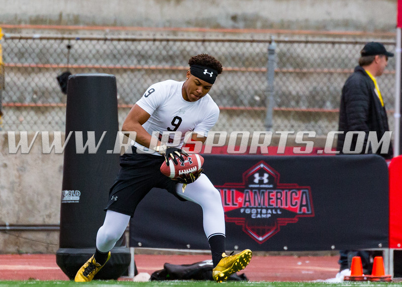 Under Armour All America Football Camp