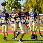 Notre Dame High School (Sherman Oaks) JV Football