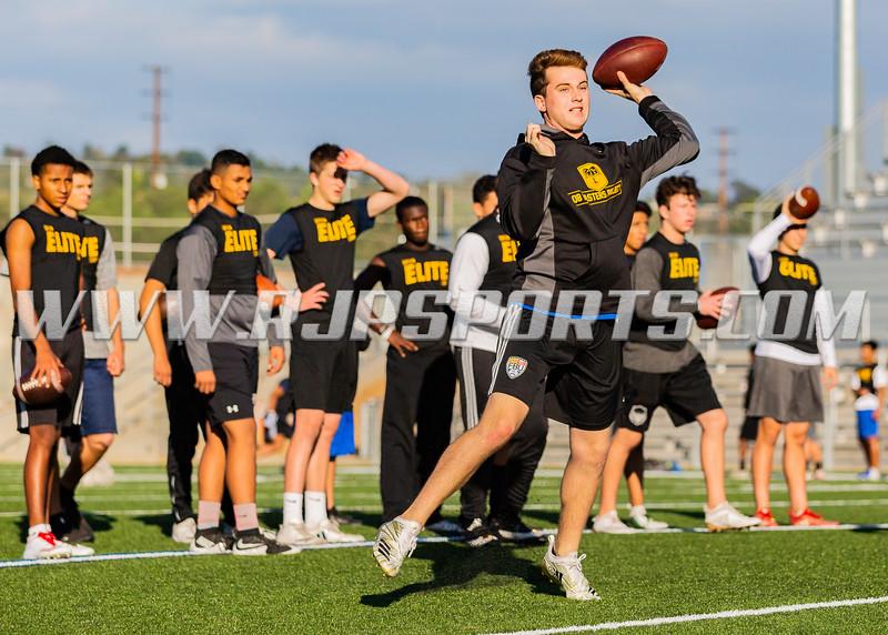 Ryan Zanelli, Quarterback, 2020