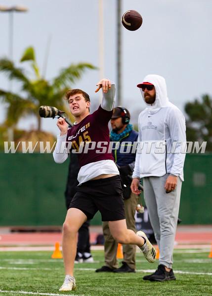 Ryan Zanelli, Quarterback, La Habra, CA, 2020