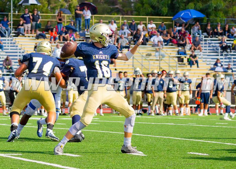 Cooper Meek, Quarterback, 2021