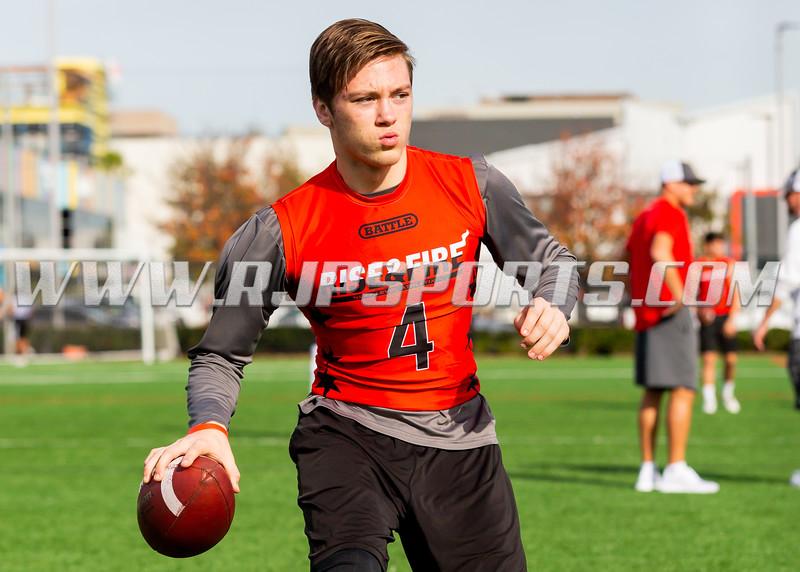 Mikey Zele, Quarterback, 2021