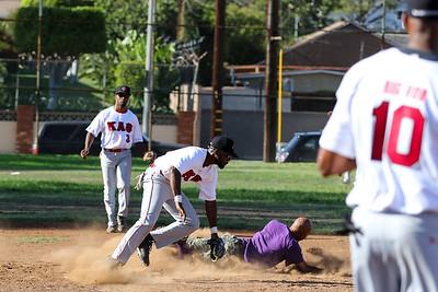 Frat Softball Games 2015