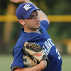 Glenside's Mark Bellomo pitches aginst Northeast in Pen-Del Legue action.<br /> Bob Raines 6/29/11