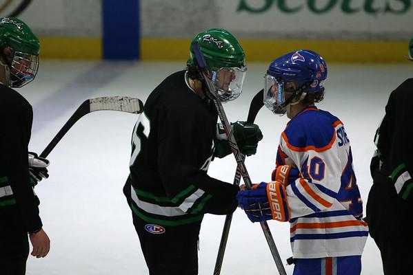 Orange hockey vs Coffman 2.28.15