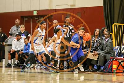 SPORT HIGH SCHOOL GIRLS BASKETBALL