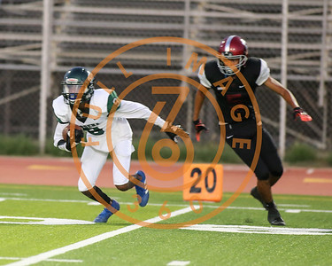 High School Football 2019: Gardena Panthers vs Fremont Pathfinders at Fremont field. (Photo by Jevone Moore / Full Image 360)