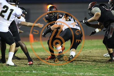 Nov 20 : Game action in quarterfinals of CIFSS Playoffs with Calabasas vs. Lawndale at Lawndale High School in Lawndale, Ca (Photo by Jevone Moore/Full Image 360)