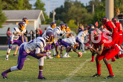 Palmett vs Booker High school Football