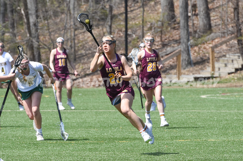 Loyola Academy vs. Georgetown Visitation - April 6, 2019