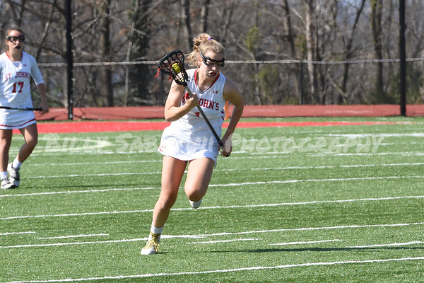 St. John's vs. Woodson - April 6, 2019