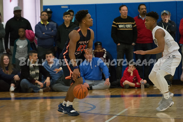 The Potomac School vs. Flint Hill - January 26, 2019