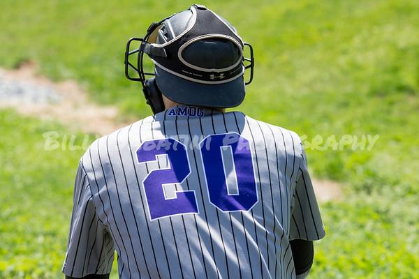 Gonzaga Baseball vs. SJC - April 19, 2019