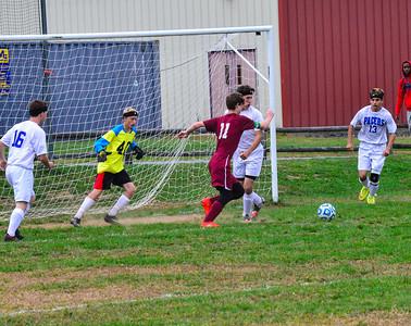 Hinsdale soccer - 093016