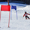 KRISTOPHER RADDER - BRATTLEBORO REFORMER<br /> Children ski down hill at Living Memorial Park during that Junior Olympics Downhill Ski Races on Monday, Feb. 20, 2017 as part of the 61st Annual Brattleboro Winter Carnival.
