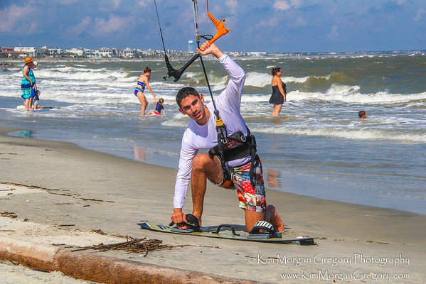 Kiteboarder | DANIEL LOCHNER
