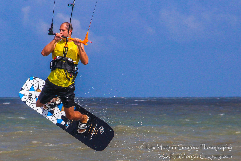 Michael Royal | Kiteboarder